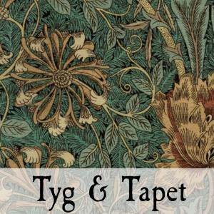Morris & Co - Tyg & Tapet